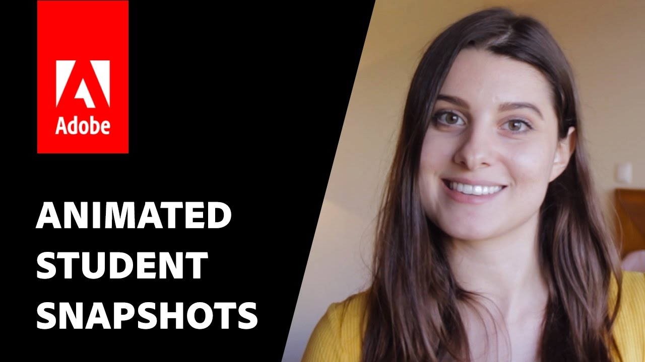 Make It Your Own: Animated Student Snapshots