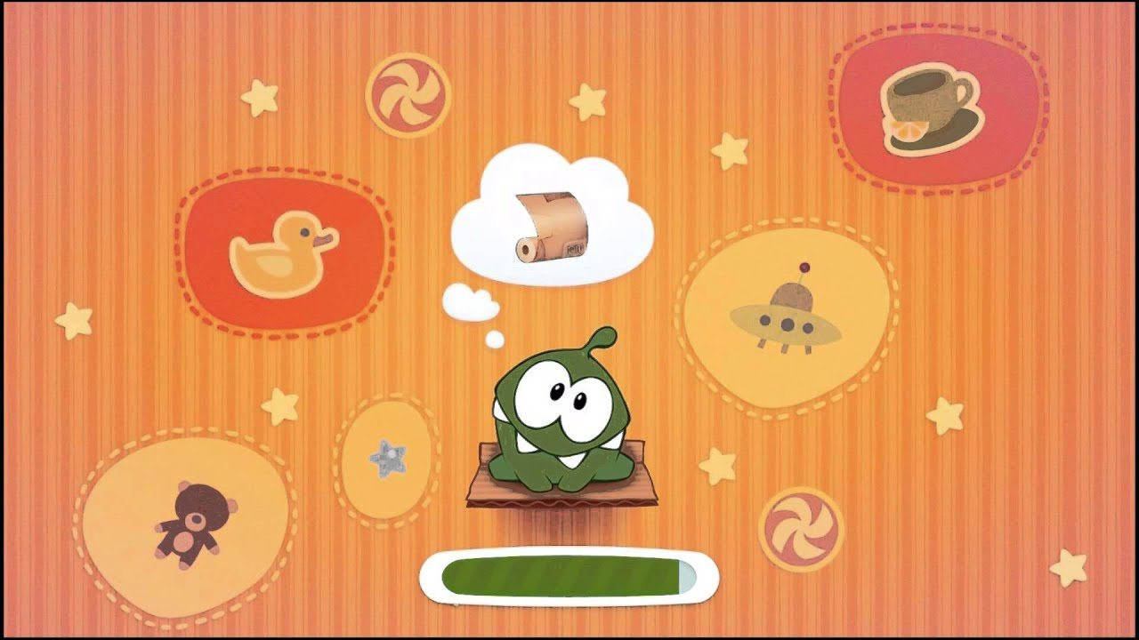 My Om Nom Gameplay Android / iOS - YouTube