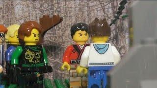 Lego сериал : Путешествие во времени (3 серия)