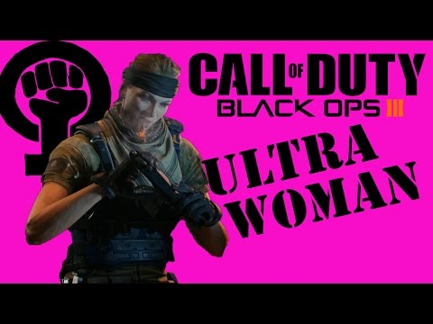 JOAN SMITH: ULTRA FEMINIST - Call of Duty: Black Ops 3 Gameplay!