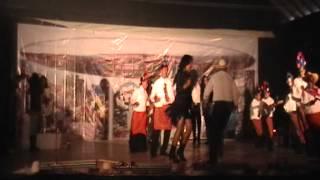 La Danza de la Malinche y Viejada