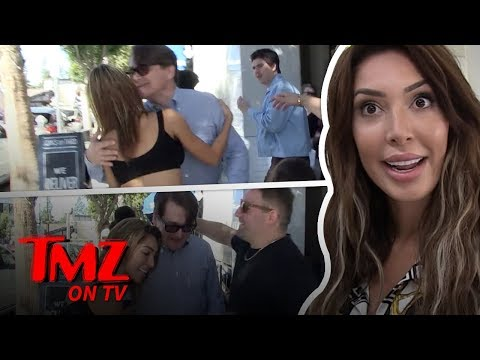 Farrah Abraham Refuses to Fight in Celeb Boxing Match! | TMZ TV