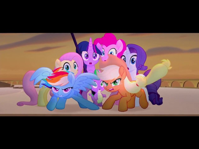 My Little Pony The Movie Official Trailer 2017 Animated Movie HD