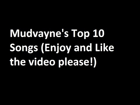 Top 10 Mudvayne Songs (HD Quality)