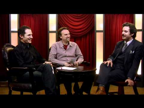 """Paul F. Tompkins (Tangled) interview/ Try This at Home """"The Wrong Guy"""""""