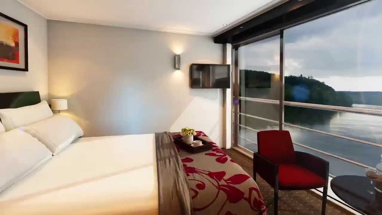 Suites on Avalon Waterways Ships