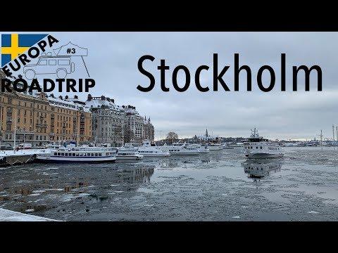 Stockholm - Europa Roadtrip 2019