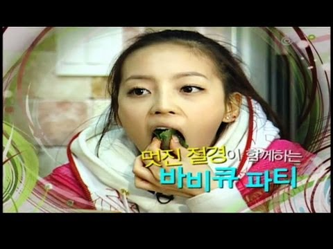 Invincible Youth | 청춘불패 - Ep.25 : G7 BBQ party! War against cow dung!