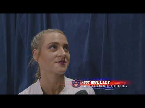 Auburn University Sports - Auburn Gymnastics at Florida Highlights