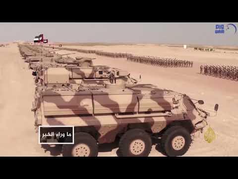 ماذا تفعل إسرائيل والإمارات في سيناء المصرية؟  - نشر قبل 10 ساعة