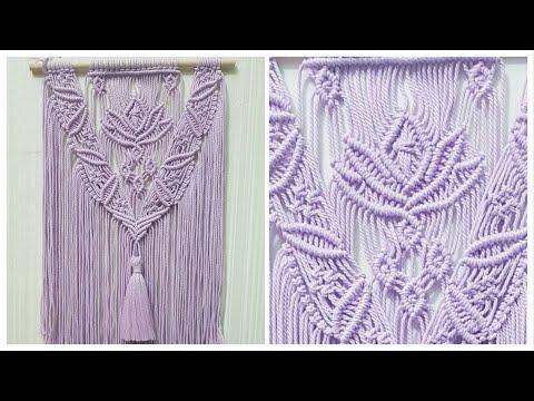 diy-macrame-wall-hanging-tutorial,-free-macrame-pattern-by-tnartncrafts