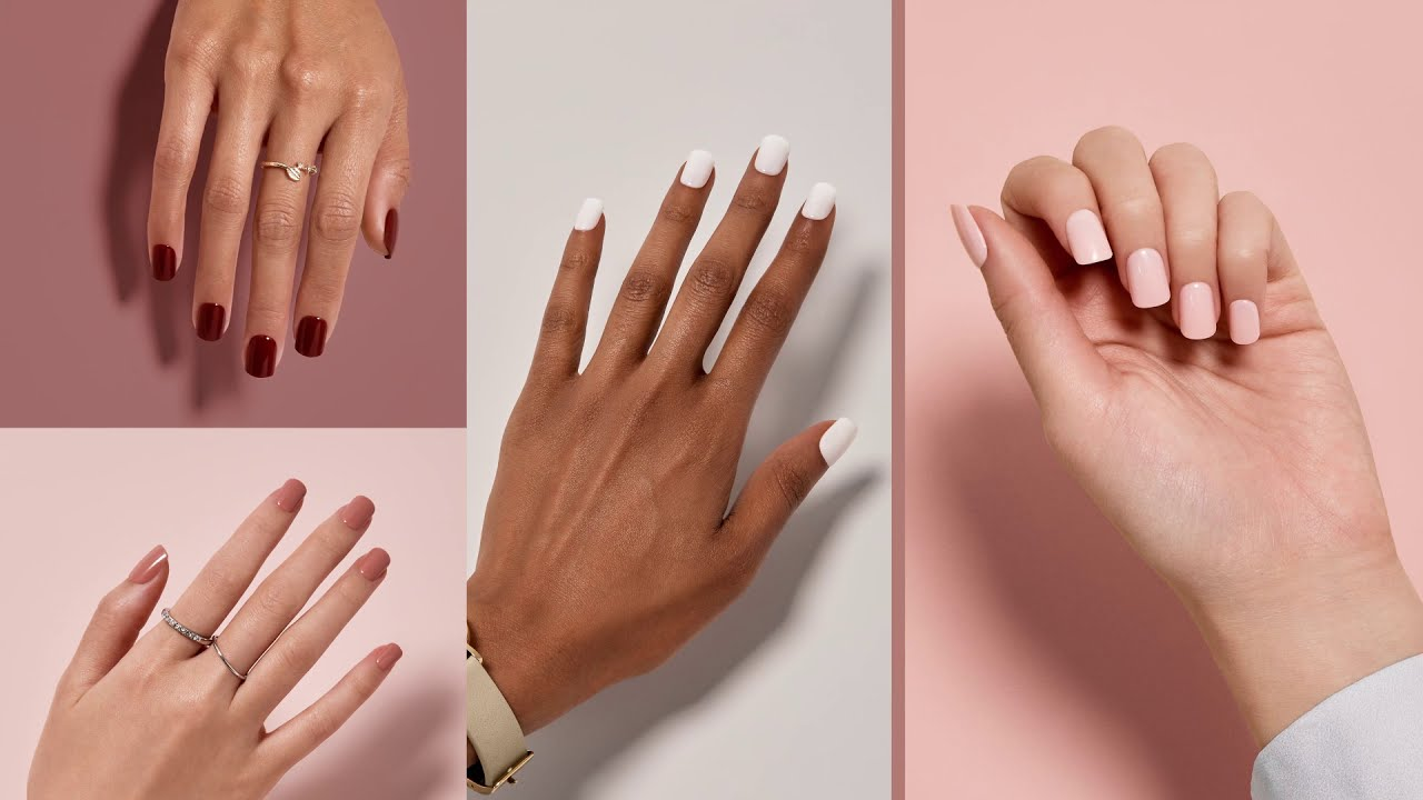 O•P•I imPRESS Color Press-On Manicure | New Nail Colors From imPRESS