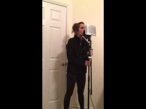 Burning House - Cam (Acapella Cover by Cassie Clayton)