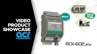 Video Product Showcase Full Gauge Controls, RCK-602 plus