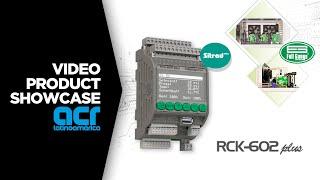 Video Product Showcase Full Gauge Controls, RCK-602 plus