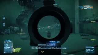 Battlefield 3 - 6 Mbps 30 fps youtube quality test.