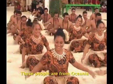 Where is Oceania?