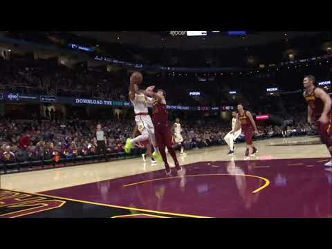 Atlanta Hawks vs Cleveland Cavaliers | October 21, 2018