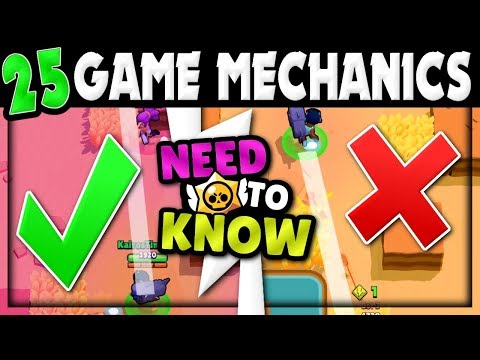 """NO ONE Will Know ALL 25 of These """"Must Know"""" Game Mechanics! 