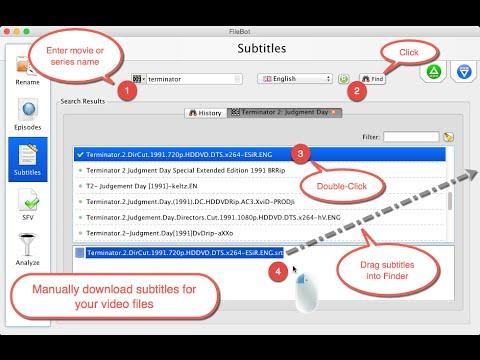Subtitle Search