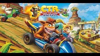 Crash Team Racing Nitro Fueled on Nintendo Switch