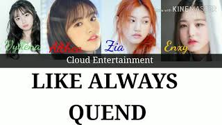 [CCL] Like Always  By Quend