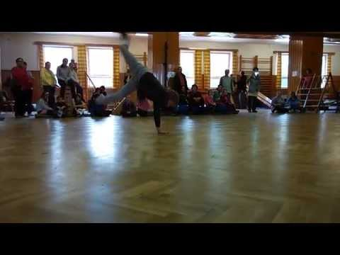 Break dance SOKOL HRANICE //OTAC CREW//