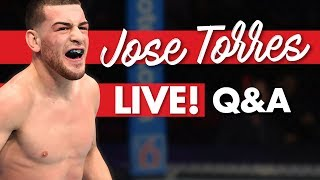 """LIVE CHAT! With Jose """"Shorty"""" Torres"""