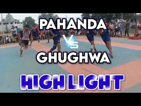 Download Kabaddi high light pahanda //kabaddi mavhi//pahanda vs ghughwa high light mach