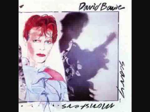 David Bowie - Ashes to Ashes (German subtitles)