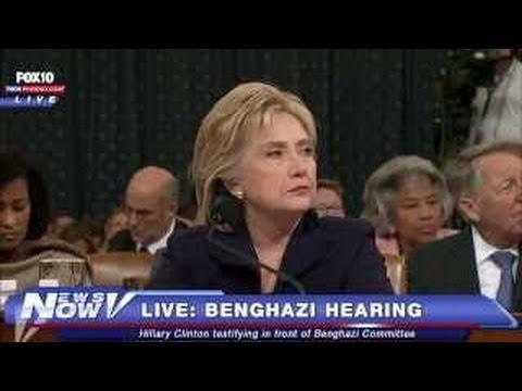 FNN: Hillary Clinton Benghazi Hearing - FULL