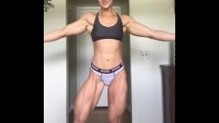 Blakelee Ortega – Posing Routine