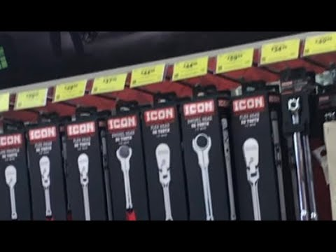 Is Harbor Freight The Next SNAP ON? (possible?) Icon Brand