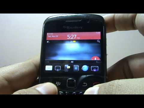 how to connect wifi to blackberry curve 8520 with password
