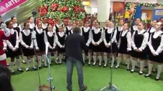 NIRVANA - Meninas Cantoras de Petrópolis (Petropolis Girls Choir - Brazil)