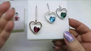 ✔🌸💍💎#бижутерия #209💎💍 🌸AliExpress🌸 🌸 Jewelry from China🌸 Jewelry with Aliexpress 🌸