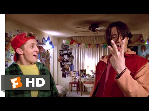 Bill & Ted's Bogus Journey (1991) - Evil Bill and Ted Scene (1/10) | Movieclips