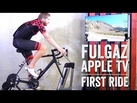 FulGaz rolls out Apple TV App–First Ride Details | DC Rainmaker