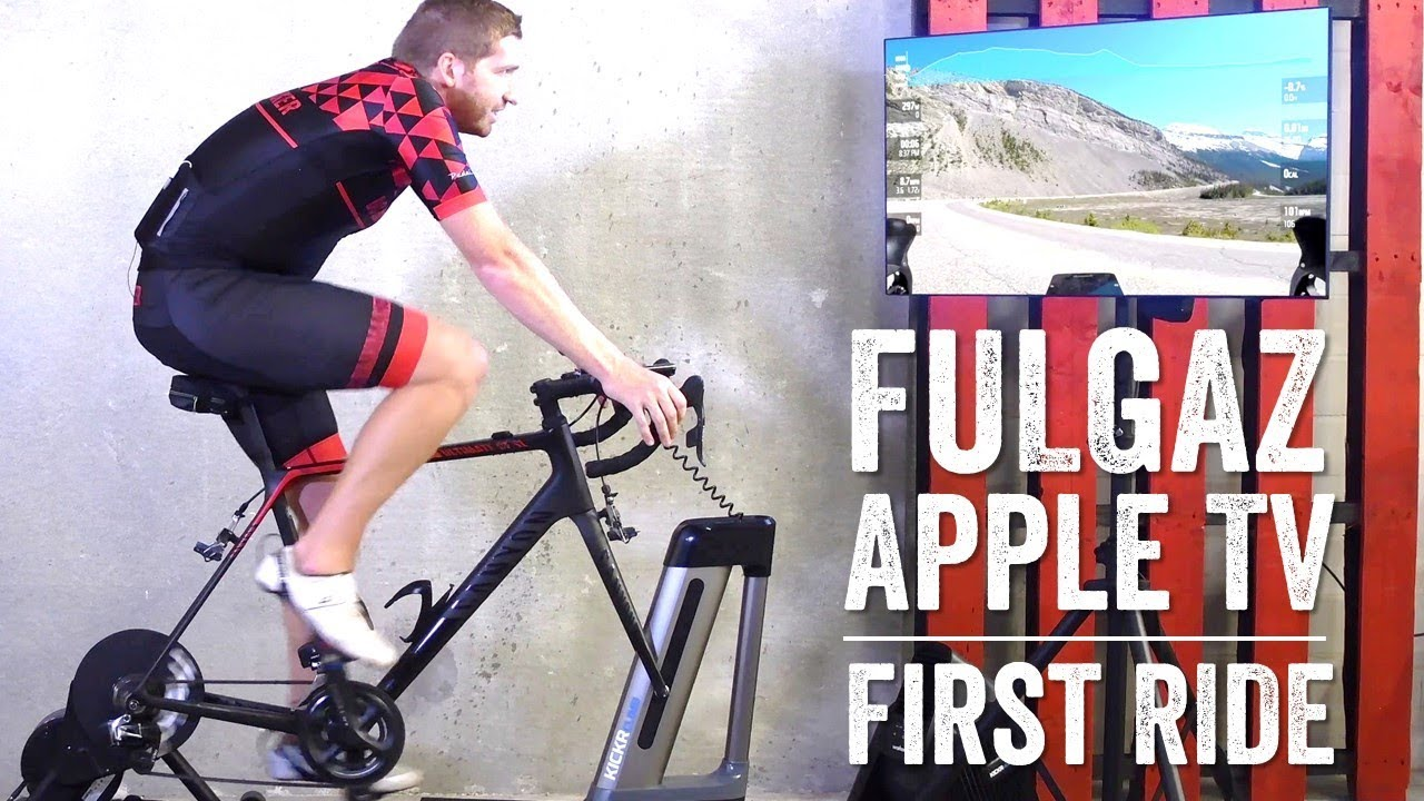 FULGAZ on APPLE TV: First Ride Details
