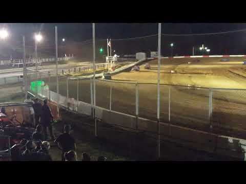 Coos bay speedway hornet main 9-7-19. - dirt track racing video image
