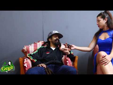 Official interview with Damian 'Jr Gong' Marley for Gege Vibes