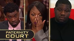 23 Year Old Man with 7 Children Claims Daughter to be His (Full Episode)   Paternity Court