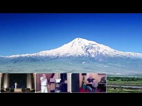 Армянские песни . Цахикнер . Аркадий Арутюнян