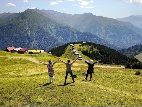 Mini Karadeniz Turu 2017 / DJI Mavic Pro / Black Sea Turkey Travel 2017
