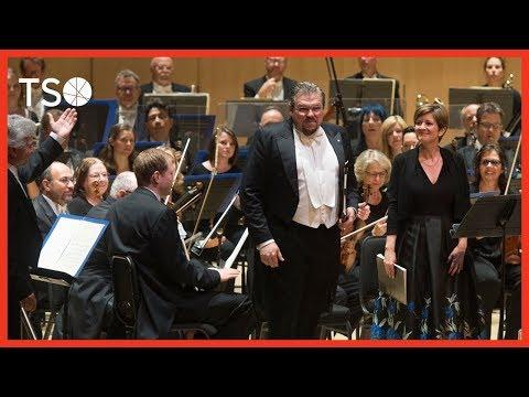 Mahler: Das Lied von der Erde / Peter Oundjian · Toronto Symphony Orchestra