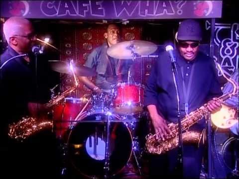 Kool and the Gang - Live at Cafe Wha?