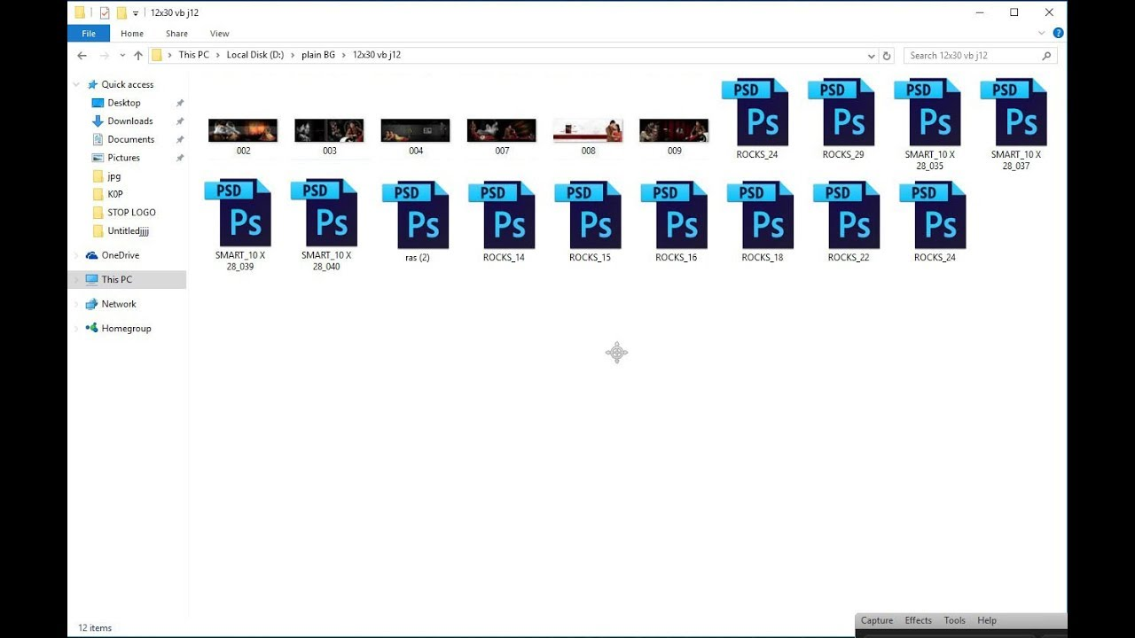 How To Show Psd File Thumbnails In All Windows Solution