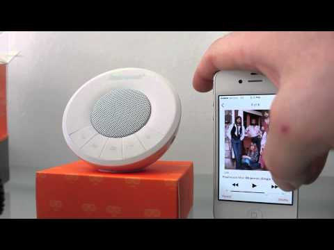 Hemisphere Bluetooth Speaker