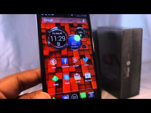 Call my DROID feature on Motorola DROID MAXX, DROID Ultra and DROID Mini