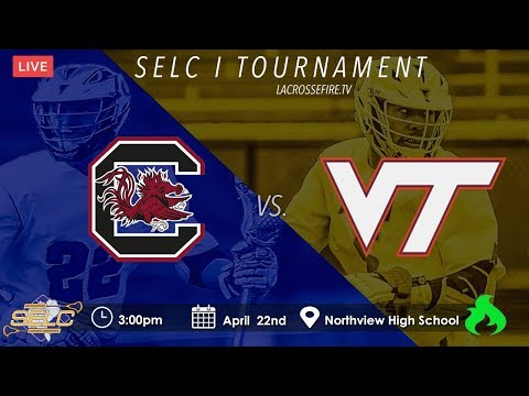 2018 SELC Tournament - South Carolina vs. Virginia Tech